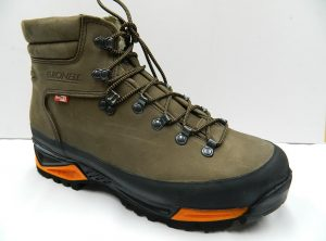 Gronell Gardena Nubuck Orange Flash
