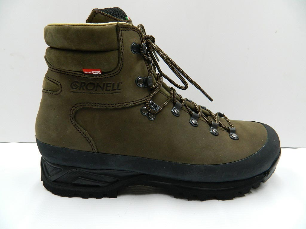Gronell Gardena Nubuck walking boot